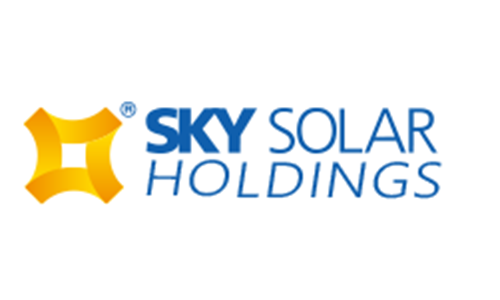 Sky Solar Holdings Ltd